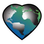 heart-shaped globe 1