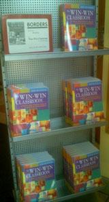Book display: The Win-Win Classroom