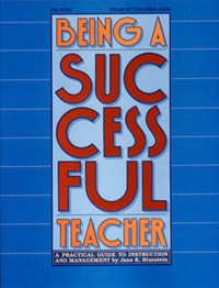 Being a Successful Teacher by Dr. Jane Bluestein