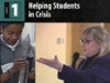 Helping Students in Crisis videos with Dr. Jane Bluestein