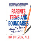 Parents, Teens and Boundaries