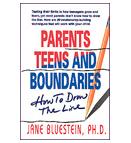 Parents, Teens and Boundaries