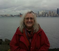 Dr. Jane Bluestein in Seattle, WA, November, 2012
