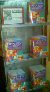 Book display: The Win-Win Classroom