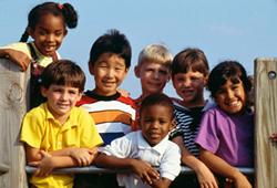 Diversity: kids