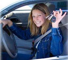 Teen getting keys, agreeing to curfew
